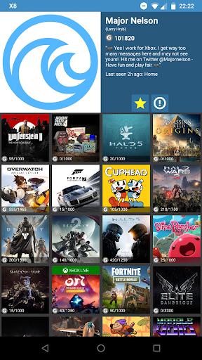 My Xbox Friends & Achievements (Ads Version) 5.00 screenshots 2