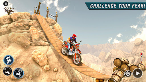 Bike Stunt 3: Bike Racing Game  screenshots 11