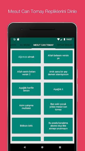 Ali Biu00e7im & Mesut Can Tomay Replikleri  screenshots 4
