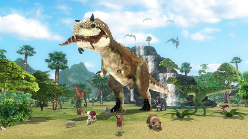 Primal Dinosaur Simulator - Dino Carnage 1.11 screenshots 8