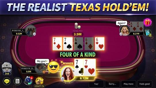 Free Poker Texas holdem   House of Poker™ Apk Download 2021 1