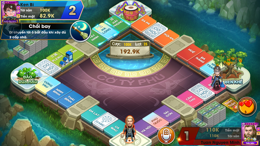 Cu1edd Tu1ef7 Phu00fa - Co Ty Phu ZingPlay - Board Game android2mod screenshots 14