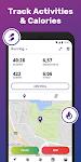 screenshot of Running & Walking GPS FITAPP