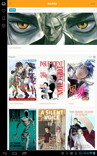 Crunchyroll Manga 4.1.1 Screenshots 9