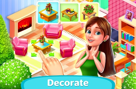 Resort Hotel: Bay Story Mod Apk (Unlimited Gold Coins) 6