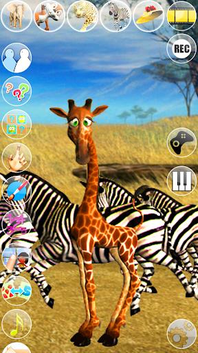 Talking George The Giraffe 16 screenshots 3