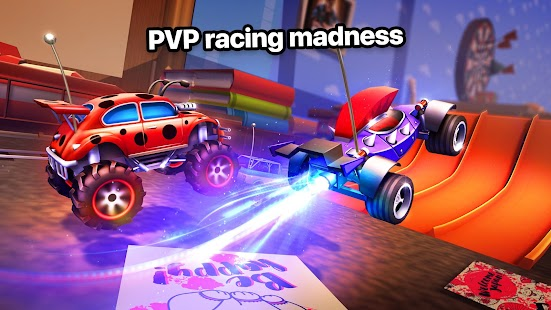 Nitro Jump Racing Screenshot