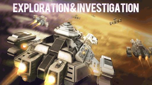 Ark of War - The War of Universe 2.26.0 screenshots 8