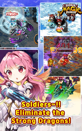 SoulMagicOnline screenshots 19