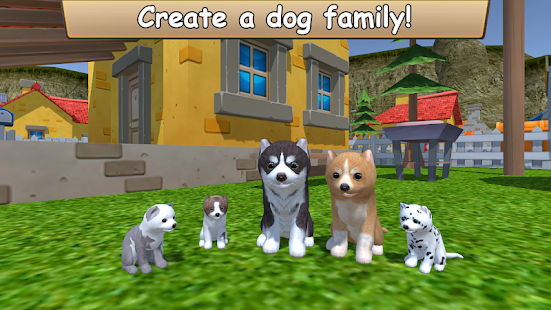 Dog Simulator - Animal Life Screenshot