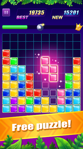 Jewel Puzzle - Block Puzzle, Free Puzzle Game screenshots 1