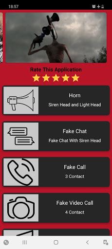 Siren Head Air Horn goodtube screenshots 1
