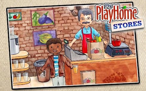 تحميل ماي بلاي هوم البيت مجانا my playhome stores أحدث إصدار 4