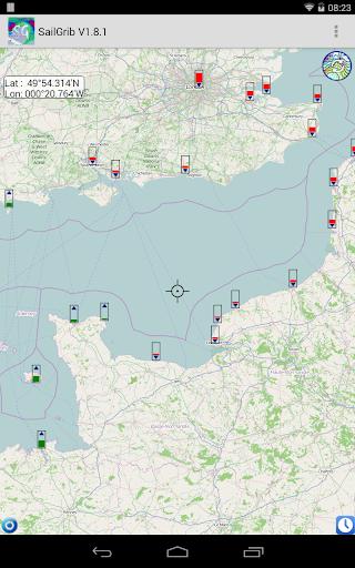 Marine Weather | SailGrib Free 2.0.1 Screenshots 15