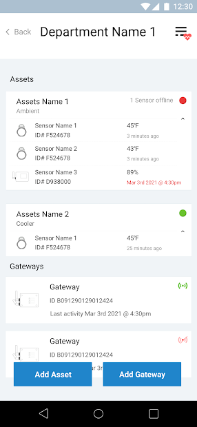Install by SmartSense screenshot 2