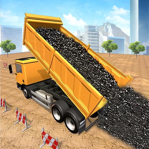 Mesto Gradnja Cesta Builder Simulator