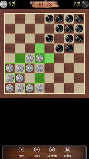 ugolki - checkers - dama screenshot 3