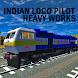 Indian Loco Pilot Heavy Works: Train Simulator