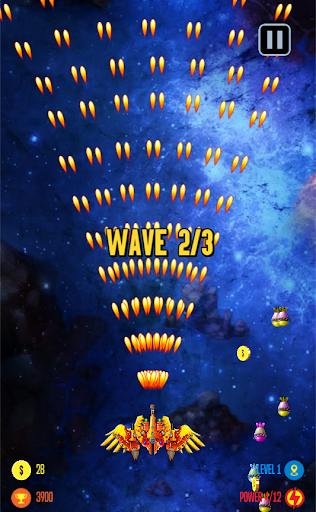 Chicken Shooter Galaxy invaders 1.1 screenshots 3