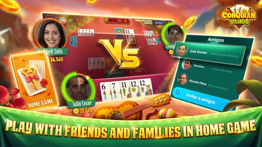 Conquian Vamos - The Best Card Game Online screenshots 4