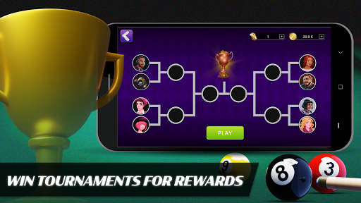 8 Ball Billiards- Offline Free Pool Game 1.6.5.5 Screenshots 3