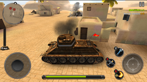Tanks of Battle: World War 2 1.32 screenshots 5