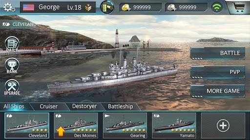 Warship Attack 3D 1.0.7 screenshots 10