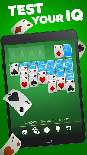 Solitaire Play u2013 Classic Klondike Patience Game 2.1.4 screenshots 7