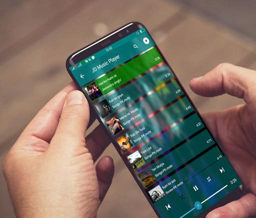 JD Music Player- Folder Music Player, Video Player modavailable screenshots 5
