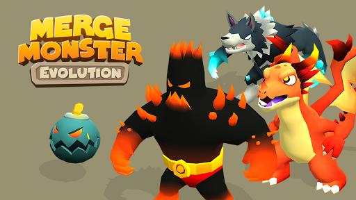 Merge Monster Evolution:  Summon & Merge RPG 1.0.16 screenshots 5