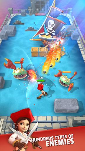 Dashero: Archer&Sword 3D - Offline Arcade Shooting modavailable screenshots 4