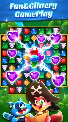 Jewel Pirate : Amazing New Match 3  screenshots 2