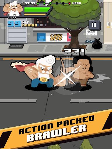 Brawl Quest - Offline Beat Em Up Action  screenshots 6