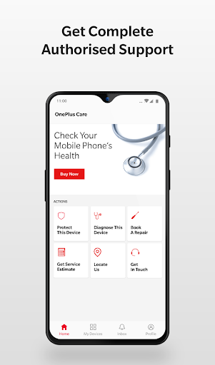 OnePlus Care 4.6.0 Screenshots 1