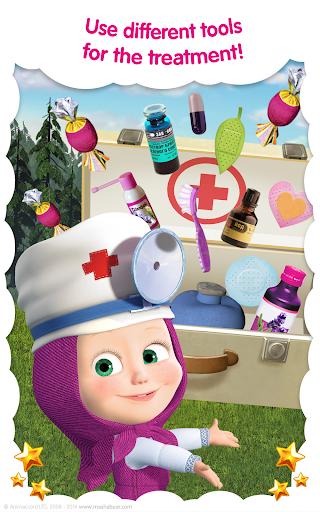 Masha and the Bear: Free Animal Games for Kids 4.0.5 screenshots 10