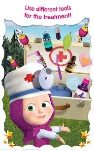 Masha and the Bear: Free Animal Games for Kids 10