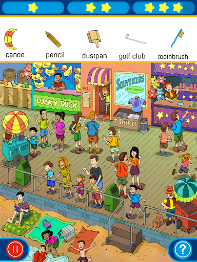 Hidden Pictures Puzzle Play - Family Spot-it Fun! 1.5.0 screenshots 10