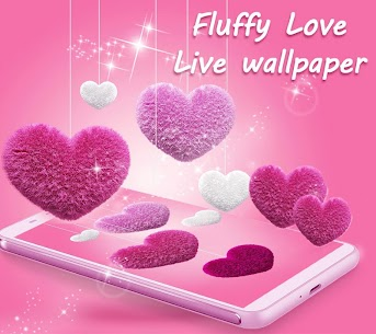 Pink Fluffy Love Heart For Pc – Free Download For Windows 7, 8, 8.1, 10 And Mac 1
