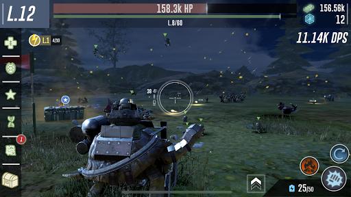 War Tortoise 2 - Idle Exploration Shooter 1.03.12.5 screenshots 4