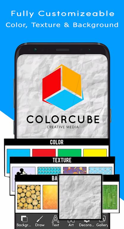 Logo Maker - Logo Creator, Generator & Designer poster 0