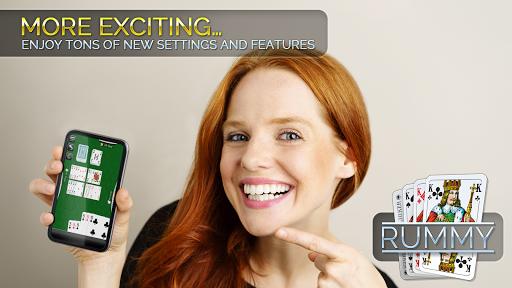 Rummy Online Multiplayer - free card game  screenshots 2