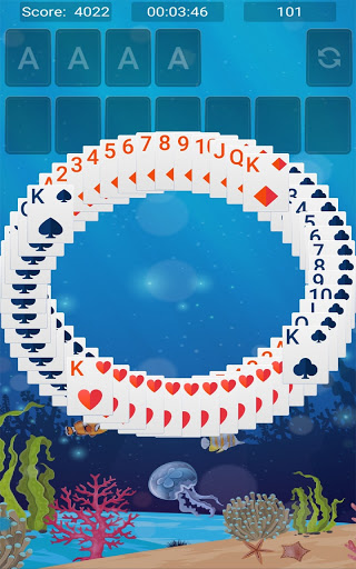 Solitaire Card Games Free 1.0 screenshots 10