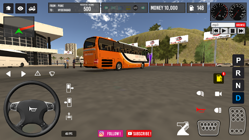 INDIA BUS SIMULATOR 2.1 screenshots 5