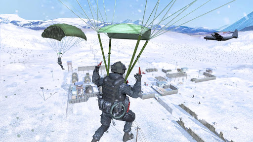 Action shooting games : Commando Games apktram screenshots 12