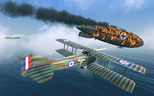 Warplanes: WW1 Sky Aces 1.3.2 screenshots 18