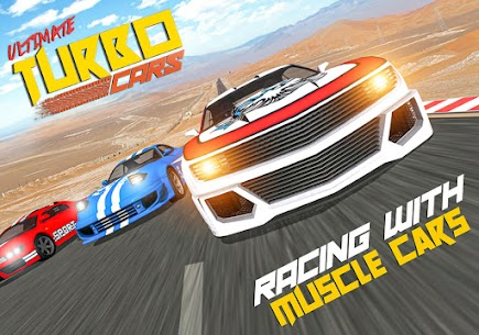 Ultimate Turbo Car Racing APK | Ultimte Turbo Car Racing MOD (Money) 1