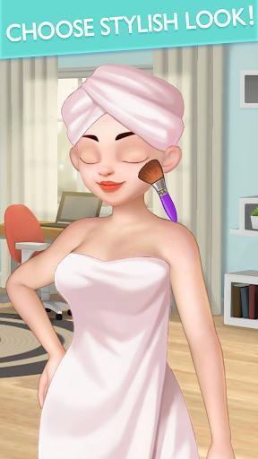 Match Beauty - Dress Up & Match 3D Game apktreat screenshots 2