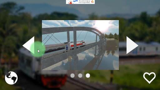 Relaxing Indonesian Trains 1.2.0 screenshots 1