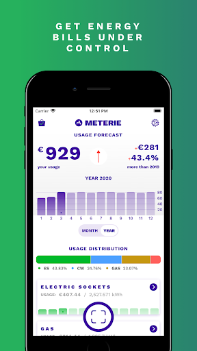 METERIE ud83cudfe0ud83dudcc9ALL IN ONE ENERGY CONSUMPTION FORECAST 2.4.6 Screenshots 1