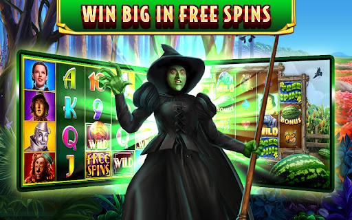 Wizard of OZ Free Slots Casino Games 165.0.2099 screenshots 4